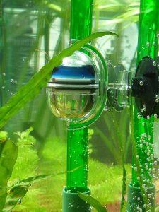 Medidor de CO2 para el acuario